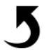 arrow icon black