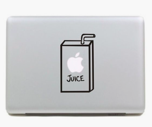 macbook-decoration-apple-juice