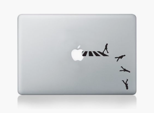beatles-macbook-decoration-sticker