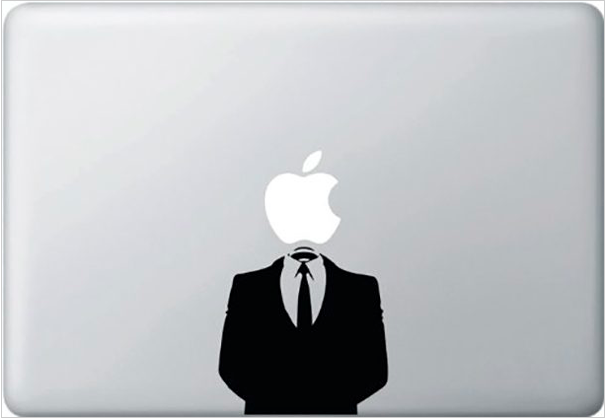 macbook-decoration-anonymous-man