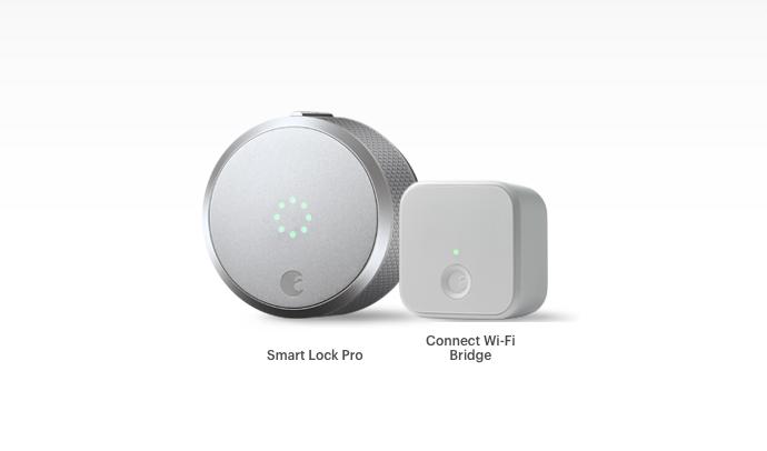smart lock that works with Apple HomeKit