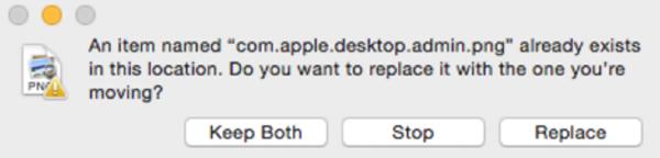 replace desktop image file