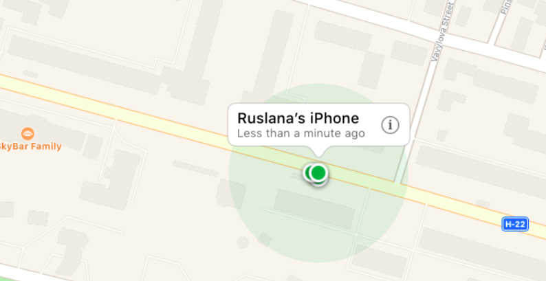 find-my-phone-with-a-located-phone-on-a-map