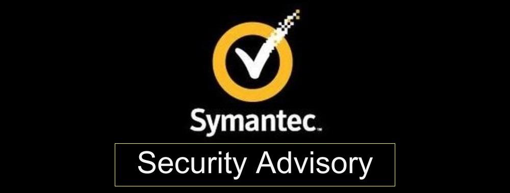 Security Alert: Symantec and Norton Vulnerabilities