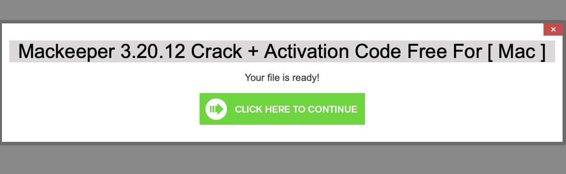 mackeeper crack banner