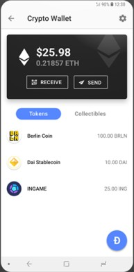 opera crypto wallet for phone