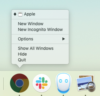 force quit an app with right-click from dock