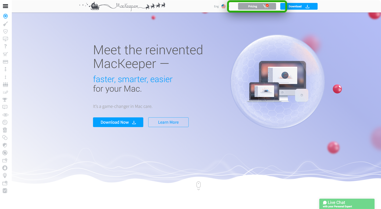 How much MacKeeper cost