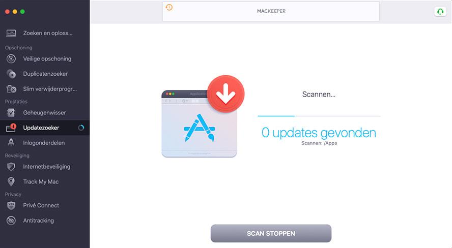 mac update tracker